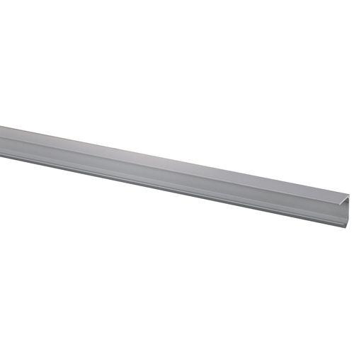 Storemax  rail met geleider voor hangende deuren H20/H40 alu 360cm