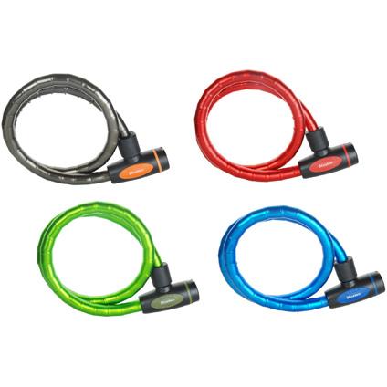 Câble articulé pour 2 roues Master Lock 8228 18 mm