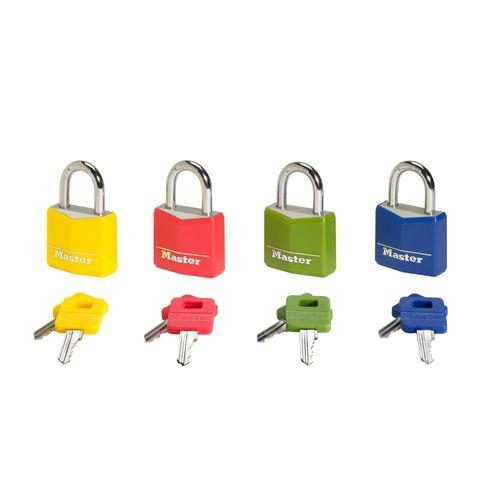 Master Lock hangslot 30mm aluminium