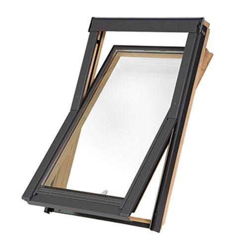 Fenêtre de toit à rotation manuelle 'DPX S6A B500' 114 x 118 cm