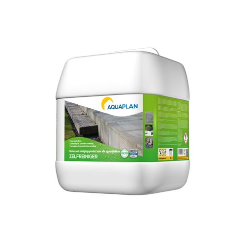 Aquaplan zelfreiniger 15L
