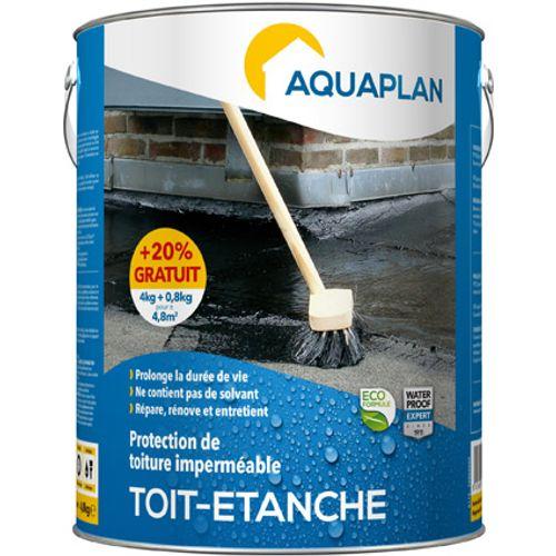 Enduit d'étanchéité Aquaplan 'Toit étanche' 4,8 L