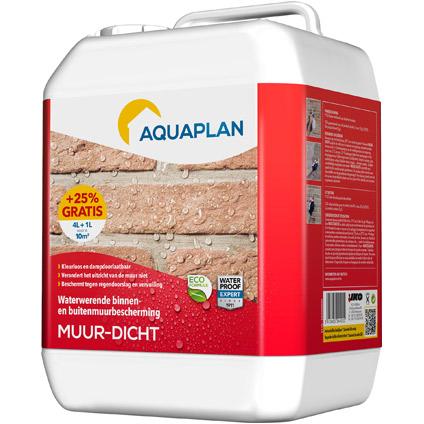 Aquaplan Muur dicht 5 L