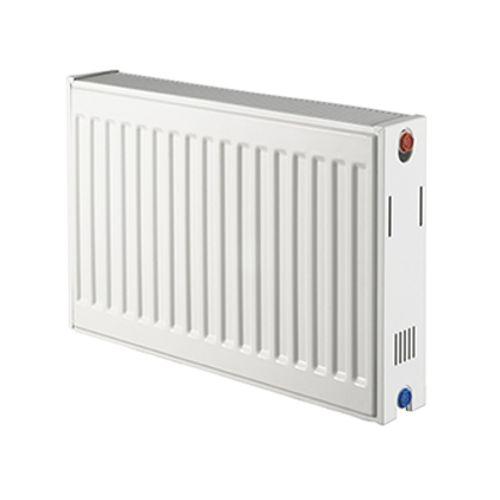 Radiateur chauffage central Haceka 'Uno' blanc 40x40cm