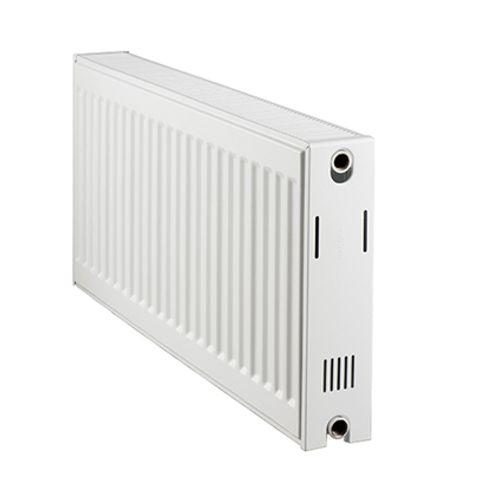 Haceka paneelradiator 'Duo' wit 40x110cm