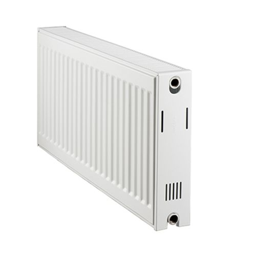 Haceka paneelradiator 'Duo' wit 40x60cm