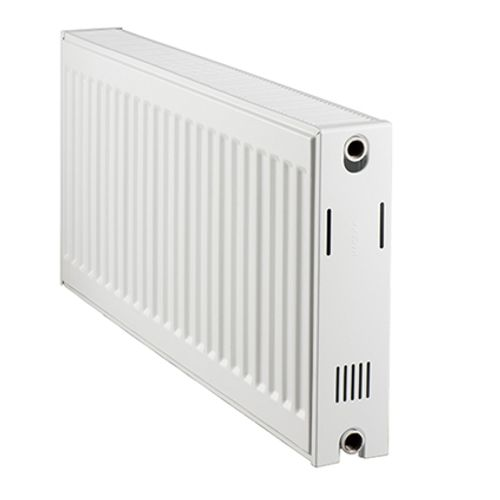 Radiateur chauffage central Haceka 'Duo' blanc 60x160cm