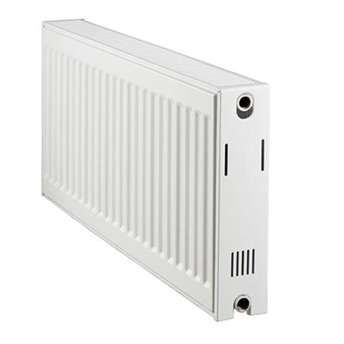 Haceka paneelradiator 'Duo' wit 40x140cm