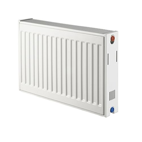 Radiateur chauffage central Haceka 'Uno' blanc 40x60cm