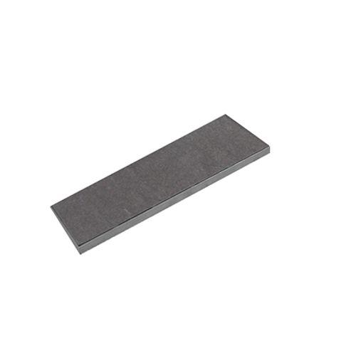 Sierplint Dolomiti zwart 7x30cm