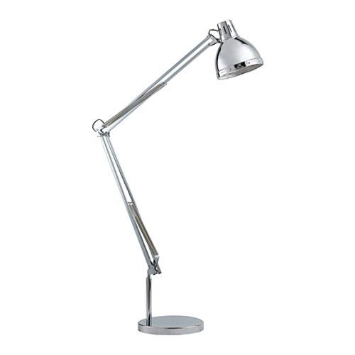 Seynave staanlamp 'Cynthia King' chroom 40 W