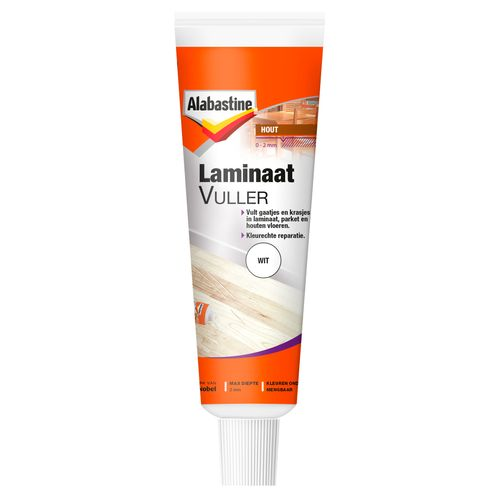 Alabastine laminaatvuller wit 50ml