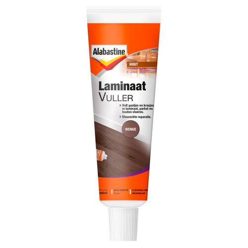 Alabastine laminaatvuller wengé 50ml