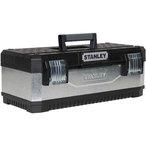 Boîte à outils Stanley gris/noir 58 cm