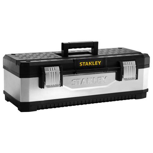 Coffre à outils Stanley MP Galva 26 métal/plastique