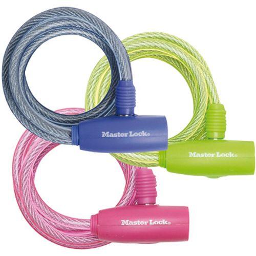Master Lock antidiefstal kabel flexibel staal 180 cm
