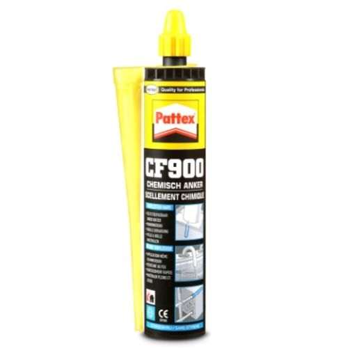 Scellement chimique Pattex 'CF900' 300ml