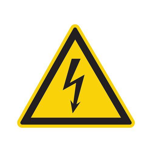 PickUp pictogram 'Elektrische spanning'
