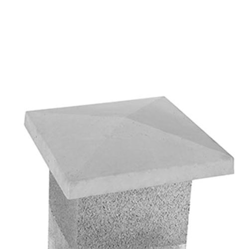 Penez Herman deksteen scherp 36 x 36 cm grijs