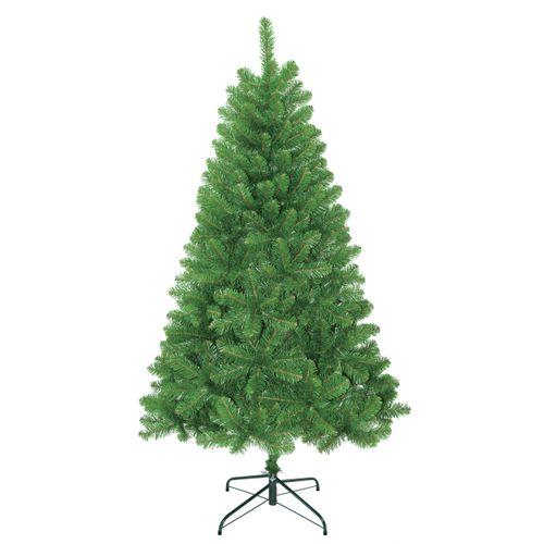 Sapin de Noël artificiel Central Park Stirling vert 150 cm