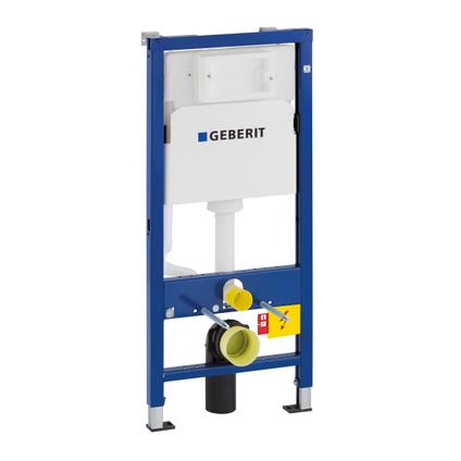 Geberit inbouwreservoir Duofix Basic UP100 112x50x12cm 458.103.001 3/6L