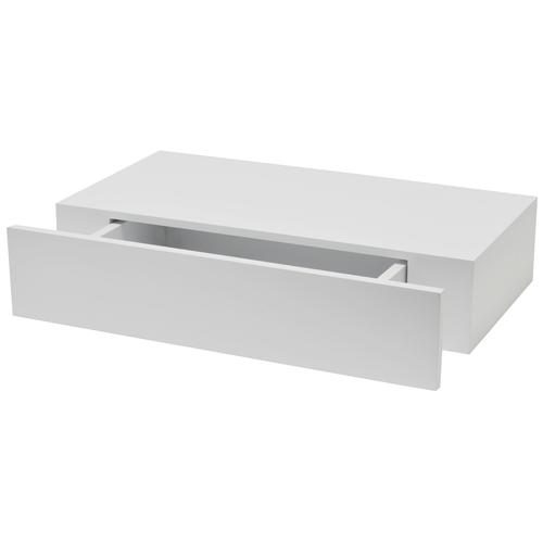 Duraline paneel legboord 'XL10' met lade wit 48 cm