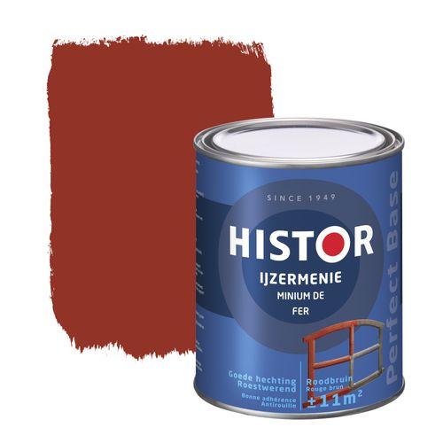 Histor Perfect Base IJzermenie 0000 Kleurloos 0,75 Ltr