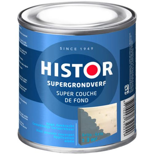Histor Perfect Base Supergrondverf 0,25 liter Grijs