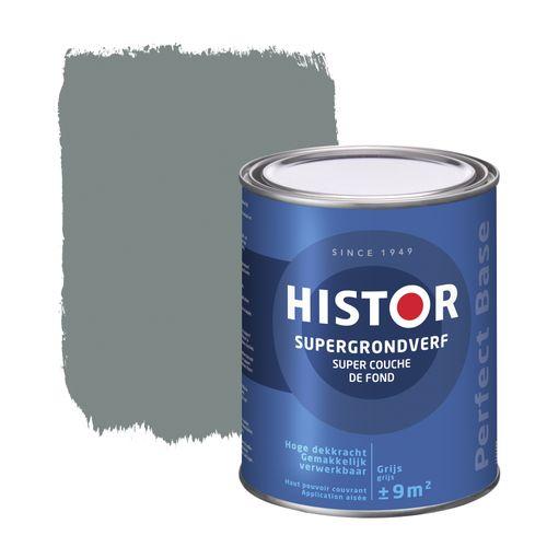 Histor Perfect Base Supergrondverf 0,75 liter Grijs