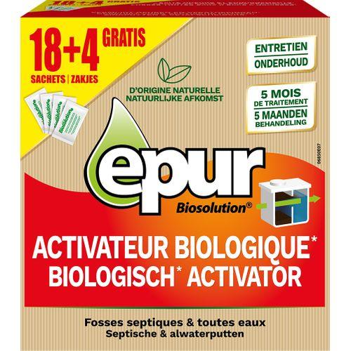 Activateur biologique Epur