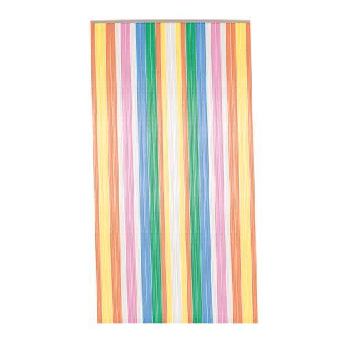 2LIF deurgordijn Aruba 90x200cm multicolor