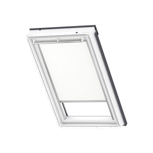 Store occultant manuel Velux 'DKL U08 1025S' blanc