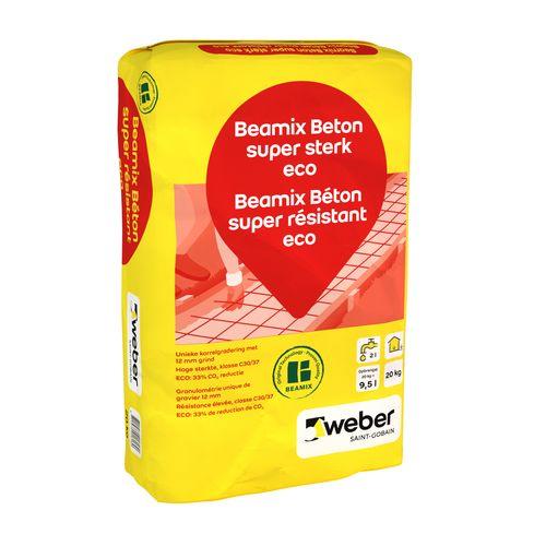 Beamix 100 betonmortel 20kg