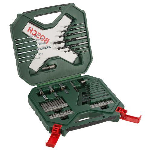 Bosch boren-bitset X-line 60-delig