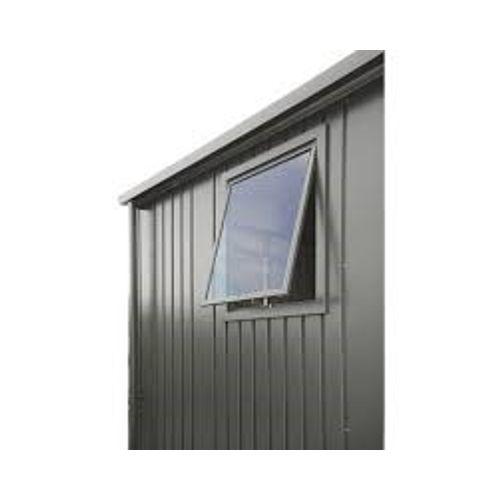 Biohort raam voor tuinhuis Europa donkergrijs 50x60cm