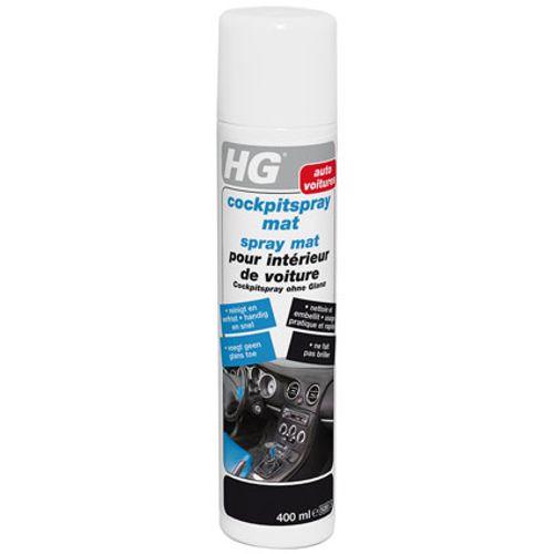 Spray mat pour intérieur de voiture HG 400 ml