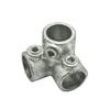 Angle de connection Flexfit métal galvanisé diam. 28 mm