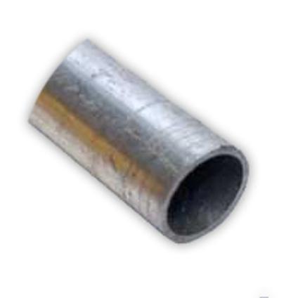 Flexfit bevestigingbuis gegalvaniseerd staal 1 m x 28 mm