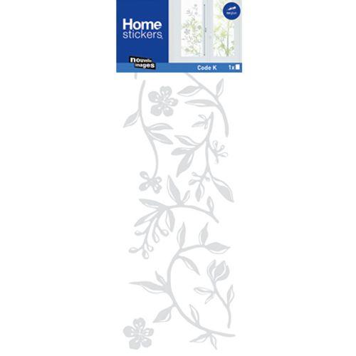 Sticker pour vitre guirlande Nouvelles Images 24 x 69 cm