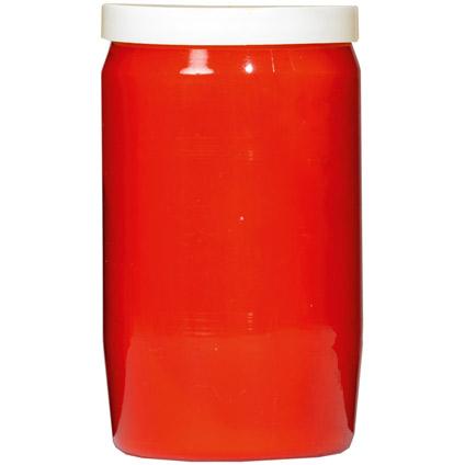 Spaas noveenkaars rood 95 mm