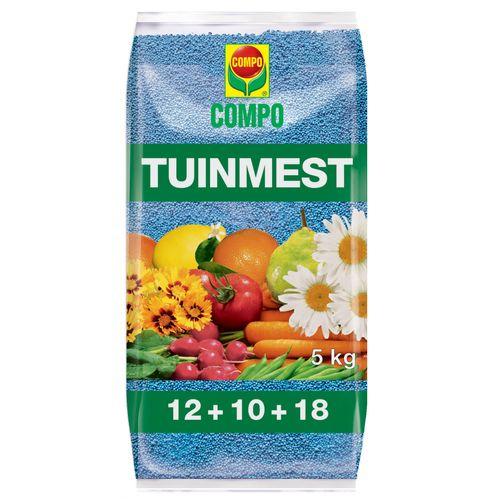 Compo Tuinmest 12+10+18 5kg