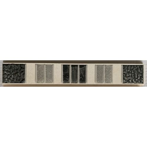Listel Aurum Grigio 5x33,3cm 1 stuk