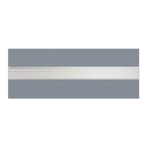 Plinthe Sencys Anglais blanc à peindre 1,4x7,5cm