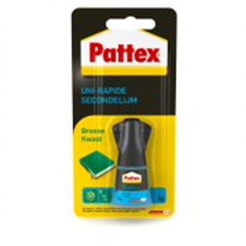 Colle uni-rapide Pattex 'Brosse' 5gr