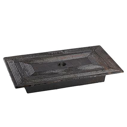 Martens putdeksel gietijzer grijs 30 x 50 cm