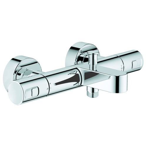 Grohe thermostatische badmengkraan Joy chroom