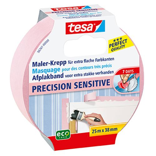 "Ruban de masquage Tesa ""Precision Sensitive"" 25mx38mm"