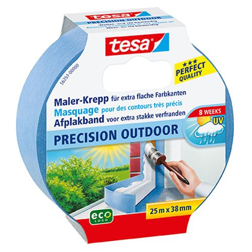 "Tesa afplakband ""Precision Outdoor"" 25mx38mm"