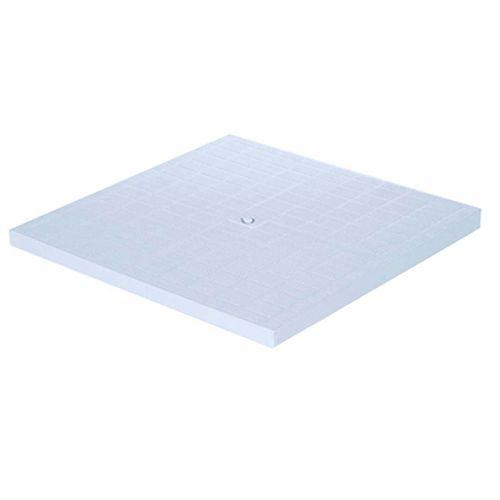 Tampons Martens 'Ecoline' gris clair 20 x 20 cm