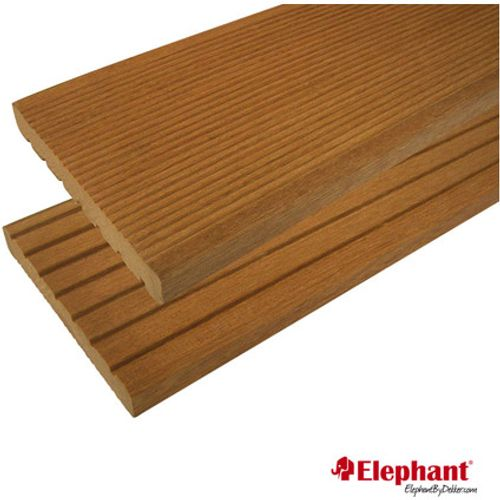 Elephant vlonderplank hardhout 2,5x14,3x180cm